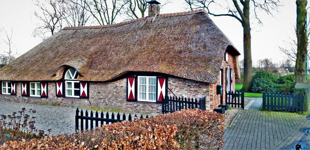 Nederlandse boerderij