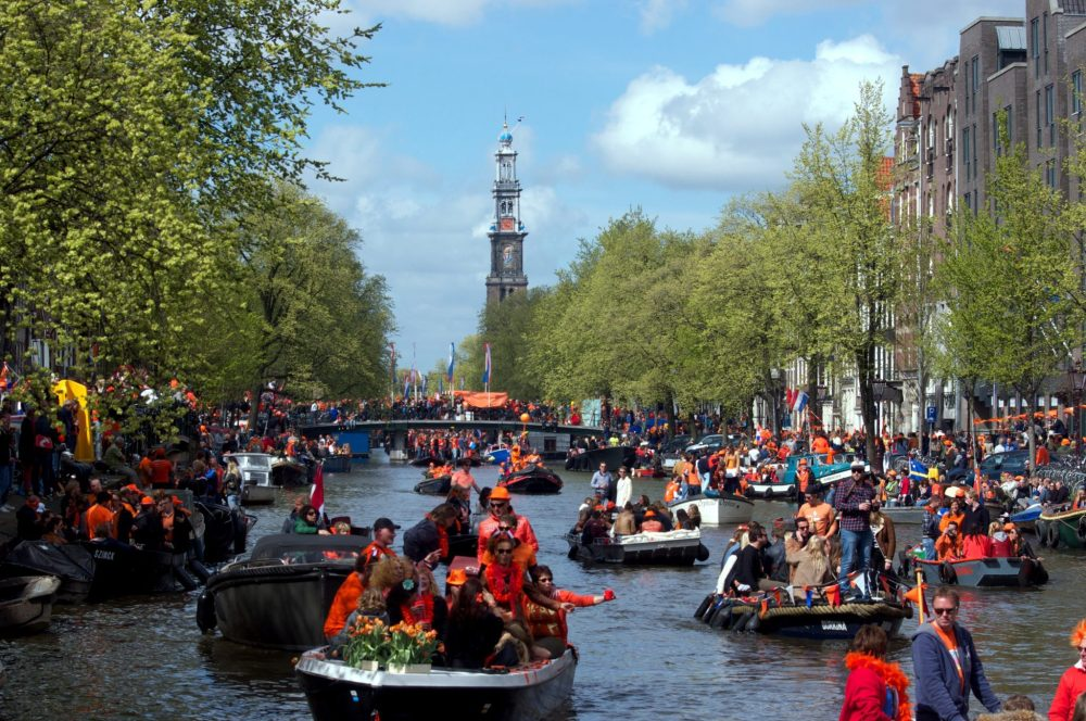 Queen's day amsterdam 2013 19